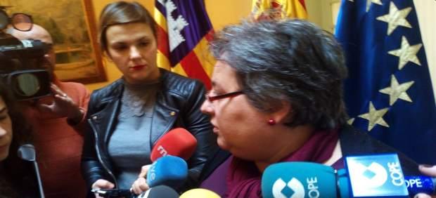 La diputada Montserrat Seijas