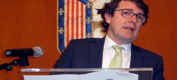 El alcalde de Salamanca presenta el borrador sobre patrimonio.