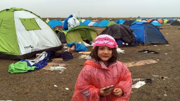 Documental 'Nacido en Siria'