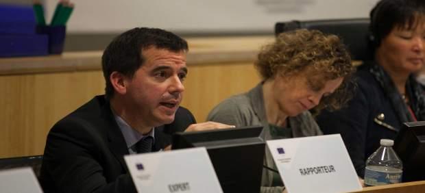 Mikel Irujo, delegado del Gobierno de Navarra en Bruselas
