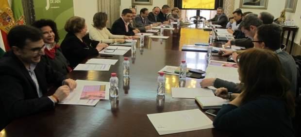 Reunión del comité organizador del 75 aniversario de Miguel Hernández