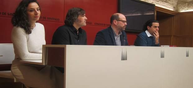 Presentación de Compostela é Música