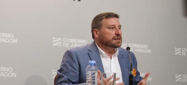 Consejerode Vertebración del Territorio, Movilidad y Vivienda, José Luis Soro