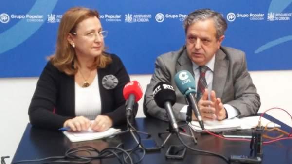 Laura Ruiz y Salvador Fuentes