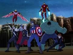 Marvel: Los Vengadores Unidos