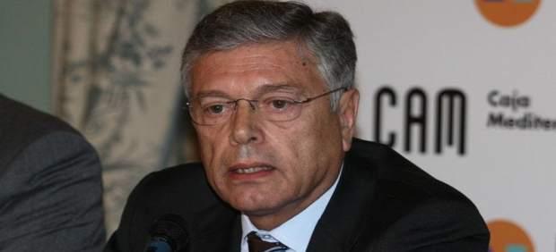 El expresidente de la Caja de Ahorros del Mediterráneo (CAM), Modesto Crespo