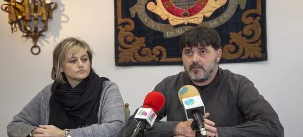 Esther Bolado y Hector Lavín en rueda de prensa