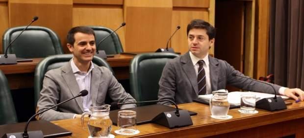 Concejales del PP, Navarro y Contín
