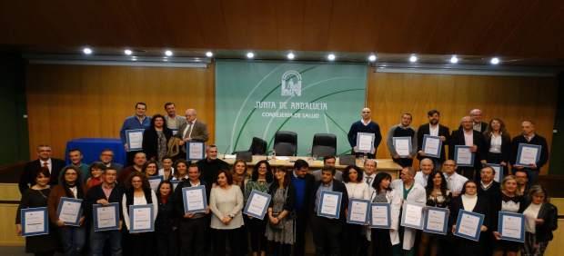 Entrega certificaciones ACSA en Málaga
