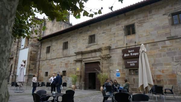 Hotel San Roque de Balmaseda