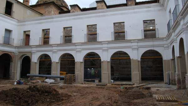 El monestir de Sant Vicent de la Roqueta organitza unes jornades de portes obertes