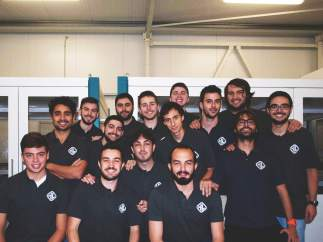 Equipo Hyperloop