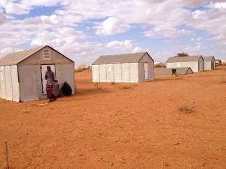 Casa para refugiados de Ikea y ACNUR
