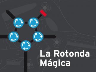 Así es la famosa rotonda mágica de Swindon, Reino Unido