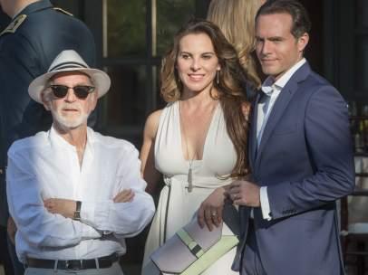 La actriz Kate del Castillo protagonizará la serie 'Ingobernable' junto a Fernando Luján y Erik Hayser