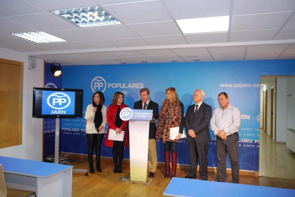 El pp exigir a la junta que asuma el mantenimiento de la for Oficina turismo andalucia