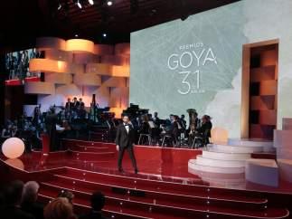 Ceremonia de los Goya 2017