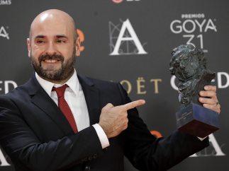 David Martí, Goya 2017 a mejor maquillaje y peluquería