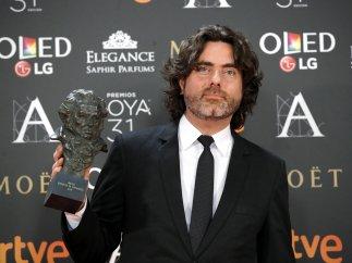 Oscar Faura, mejor dirección de fotografía