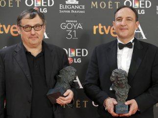 Goya a los mejores efectos especiales