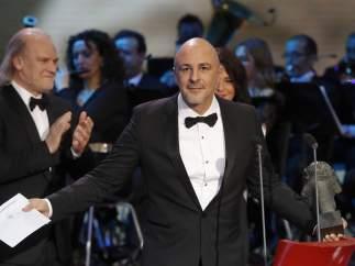 Roberto Álamo, Goya al mejor actor protagonista