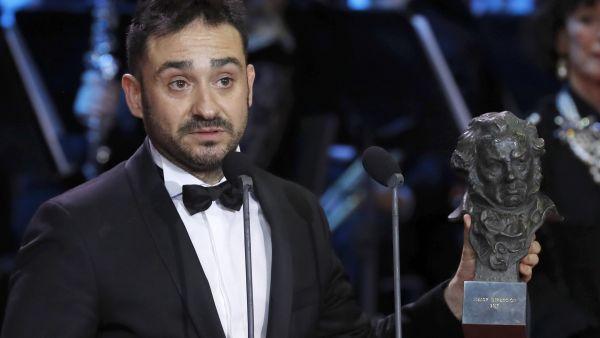 Jota Bayona, mejor director de los Goya 2016