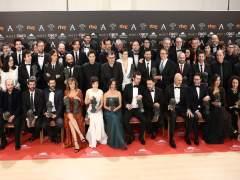Se publica la lista completa de nominados de los Goya 2018