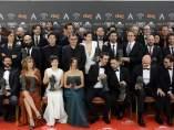 Todos los premiados de los Goya 2017