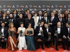 Gala Premios Goya 2017 | 'Tarde para la ira' evita una noche de 10 para Bayona