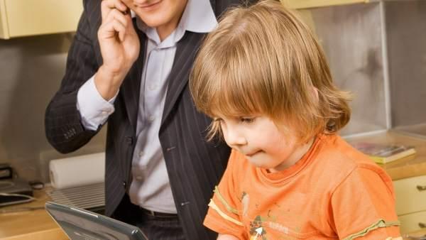 Un 33% de las consultas pediátricas ya están ligadas a patologías cibernéticas