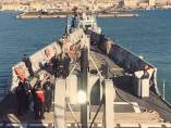 Fragata 'Canarias'