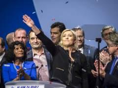 Registran un local del partido de Le Pen por los supuestos empleos ficticios