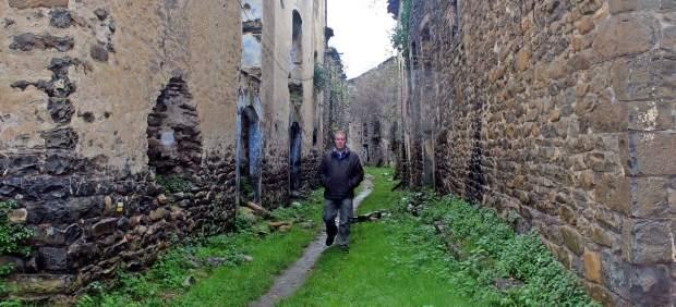 Faustino Calderón, el turista de los pueblos deshabitados