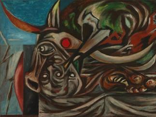Jackson Pollock, Untitled, c. 1938-41
