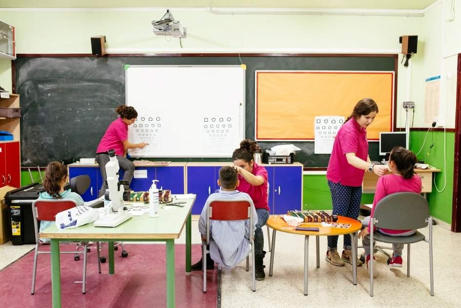 La obra social 39 la caixa 39 y el ayuntamiento de murcia atienden ni os en riesgo de - Pisos de obra social la caixa ...