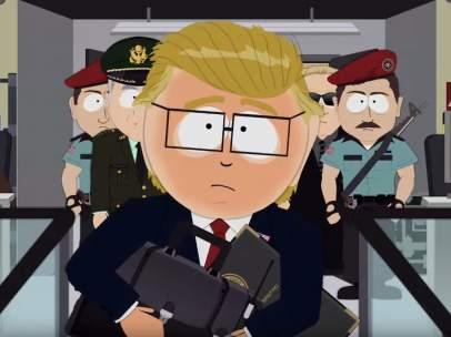 Trump en South Park