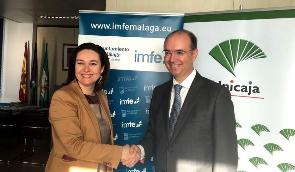 Unicaja renueva su acuerdo con el ayuntamiento de m laga for Manuel alba