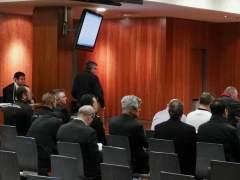 Roca en el juicio del caso 'Pinillo'