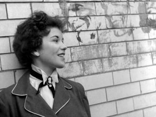 Ken Russell - Vera Harrison, aged 19, January 1955