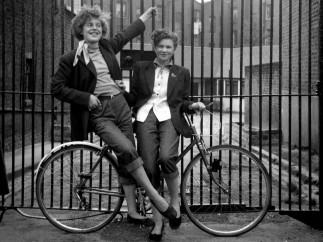 Ken Russell - Elsie Hendon (15) and Jean Rayner (14)