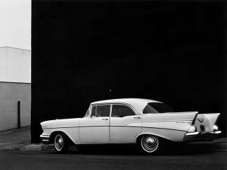 Lewis Baltz - Monterey, de la serie The Prototype Works, 1967