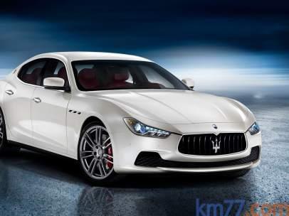 Maserati Ghibli de 2014