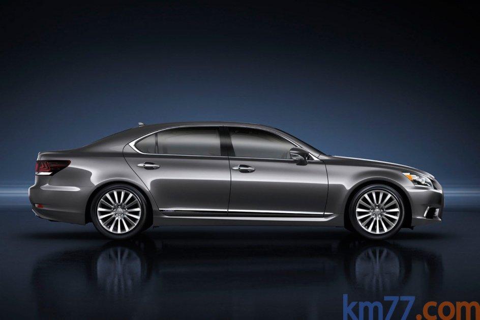 Lexus LS. El Lexus LS fue el segundo mejor valorado con 84,80 puntos sobre 100.