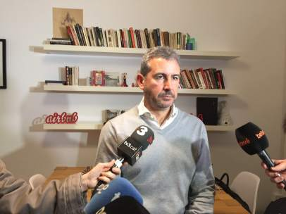 El director de Airbnb en España Arnaldo Muñoz.