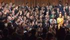 El almuerzo de los Óscar reúne a los nominados