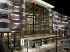 Hotel Auditorium de Madrid, donde se celebró la gala de los Premios Goya