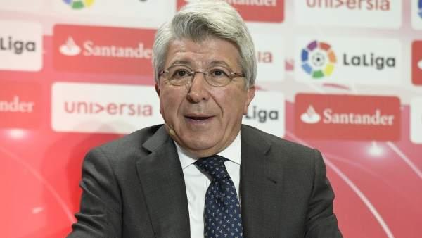 Cerezo espera que el TAS permita fichar al Atlético