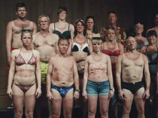 Anuncio Dinamarca contra el cáncer de piel