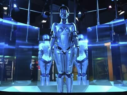 Resultado de imagen de Robots del futuro más inteligentes que los humanos