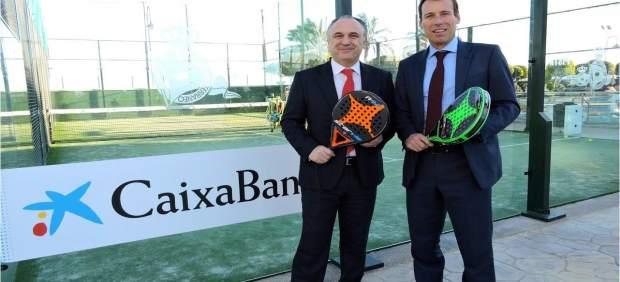 Caixabank ser el socio financiero exclusivo del real club for Pisos caixabank